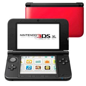 Console Nintendo 3ds Xl Vermelho - Nintendo