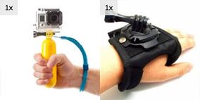 Acessórios Gopro Xiamo Action Cam Mão 360° Flutuante