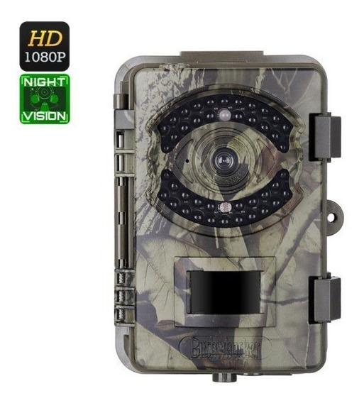 Câmera De Trilha Full-hd 1080p 16mp V. Noturna Sd Até 64gb