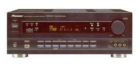 Manual E Esquemas Para Reparo: Receiver Pioneer Vsx-d608