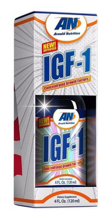 Igf-1 Hgh Arnold Sublingual Importado Original Spray 120ml