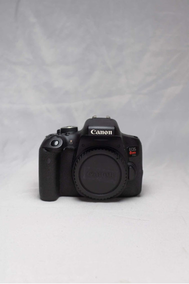 Canon T6i Com Lente 18-55mm