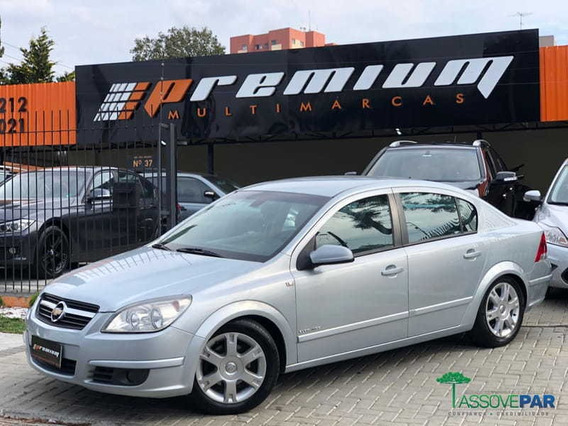 Chevrolet Vectra Elegance 2.0 Mpfi 8v Flexpower Mec 200