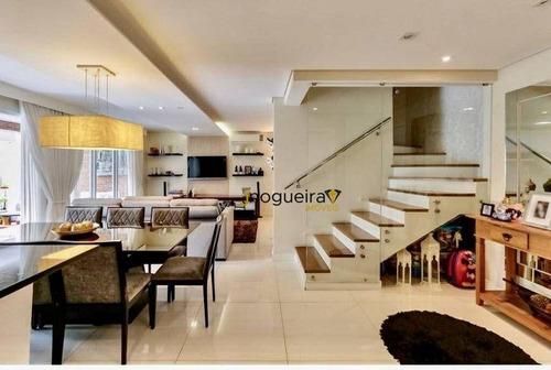 Imagem 1 de 22 de Apartamento Gardem , Maravilhoso, Empreendimento Com Lazer , Brooklin !! - Ap16007