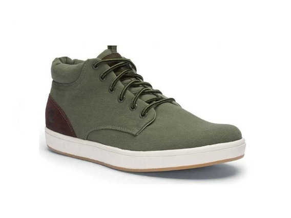 Bota Timberland Canvas Deck Original Nova