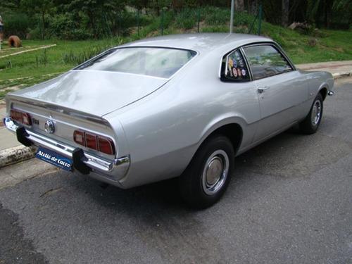 Maverick Super Automatic 1979 - Vendido Ateliê Do Carro