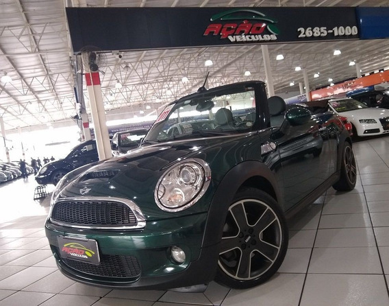 Mini Cooper 1.6 S Conversivel 2011 60.000kms