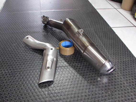 Ponteira Escapamento Moto Original Usada Cbr 1000 Rr 06/08