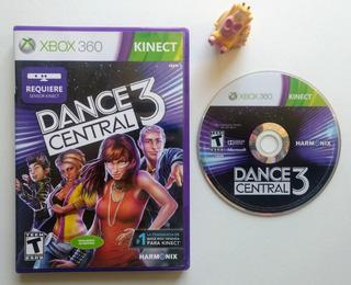 Dance Central 3 Xbox 360 Kinect * Mundo Abierto Vg *