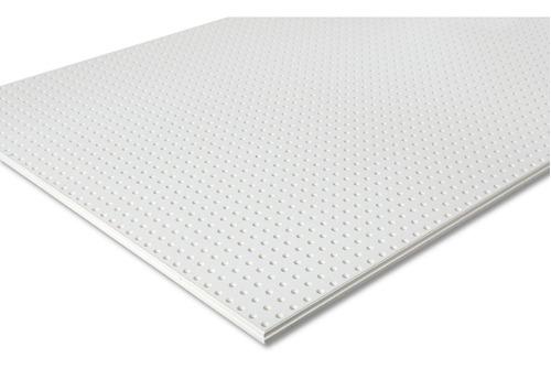 Placa Chapadur Plus Perforado Blanco 3mm 1,22x2,75 Maderwil