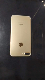 iPhone 7 Plus Gold 128gb Top