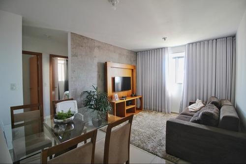 Imagem 1 de 18 de Apartamento À Venda, 2 Quartos, 1 Vaga, Alvorada - Contagem/mg - 22959