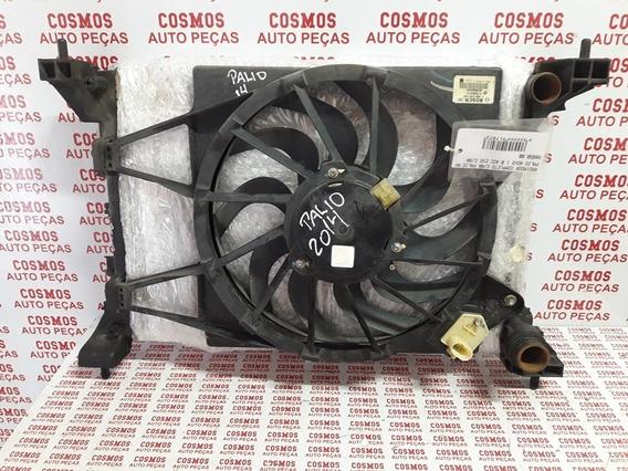 Radiador Completo Fiat Palio 1.0/1.4 Evo C/ Ar Condicionado