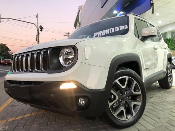 Jeep Renegade Longitude 1.8 4x2 Flex 16v Aut. 2019/2019
