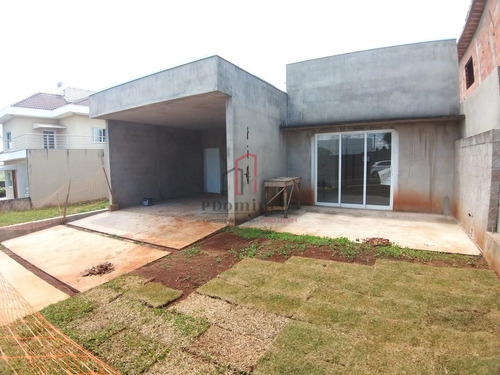 Casa À Venda Em Residencial Real Parque Sumaré - Ca000150