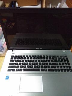 Laptop Asus K750jn 17 I7 4ta Gen Completa Partes Reparacion