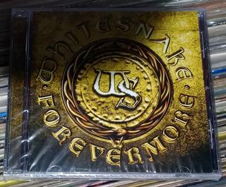 Whitesnake Forevermore Cd Sellado Argentino / Kktus