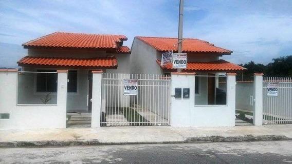 Casa Para Venda Em Porto Real, Loteamento Morada Vale Do Ypê, 3 Dormitórios, 1 Suíte, 2 Banheiros - 0617_1-643224