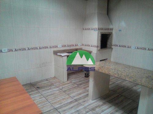 Casa Residencial À Venda, Pioneiros, Fazenda Rio Grande. - Ca0240