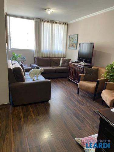 Imagem 1 de 15 de Apartamento - Moema Índios  - Sp - 645583