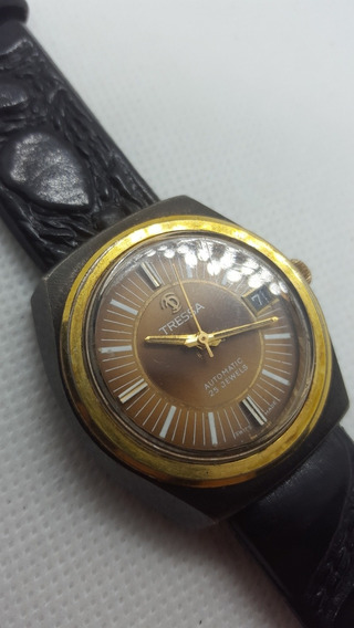 Relógio Tressa Automático Vintage