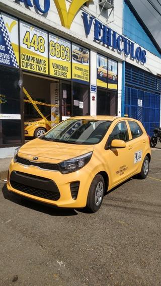 Taxi Kia Ion 2020 0 Kilometro Listo Para Trabajar