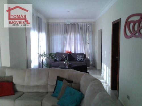 Imagem 1 de 30 de Sobrado Residencial À Venda, Vila Clarice, São Paulo. - So1690