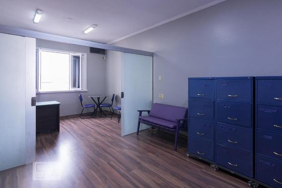 Apartamento Para Aluguel - Perdizes, 1 Quarto, 48 - 893029707