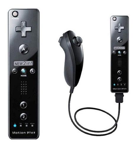 Imagen 1 de 9 de Control Motion Plus Incorporado Remoto Sem Fio Para Wii