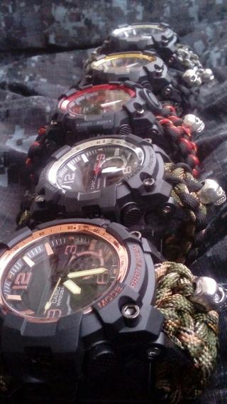 Relógio Tático.