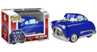Funko Pop Doc Hudson 130 Cars Muñeco Original