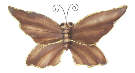 Friso Mariposa Para Pared 50cm