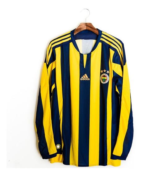 Camisas Masculinas Futebol Fenerbahçe 2015/16 adidas An8120