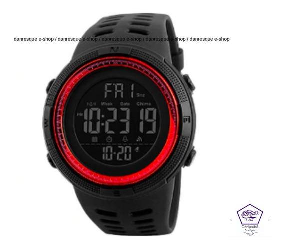 Relógio Skmei 1251prova Dágua Digital Led Promoção