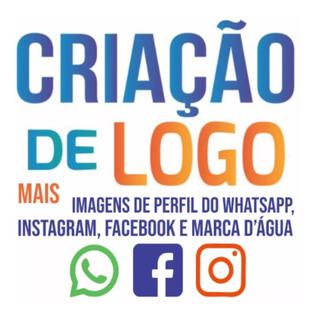 Logomarca Logotipo Criação Marca Criar Logo Fazer Logomarca
