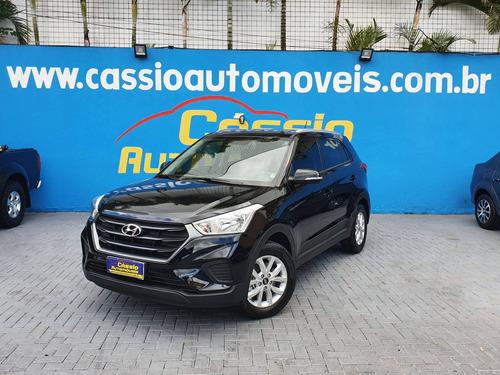 Hyundai Creta 1.6 16v Flex Smart Automático