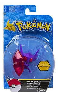 Pokemon Figura 4 Modelo Action Tomy Original 18445 Bigshop