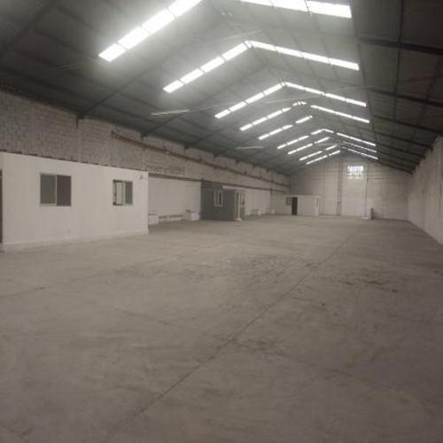 Bodega Industrial - Barrio San Juan