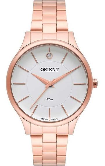 Relógio Orient Feminino Swarovski Frss0036s1rx