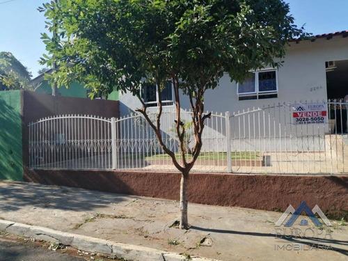 Imagem 1 de 21 de Casa Com 3 Dormitórios À Venda, 157 M² Por R$ 307.000,00 - Ernani De Moura Lima - Londrina/pr - Ca1112