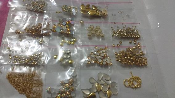 Kit Golden Para Unhas