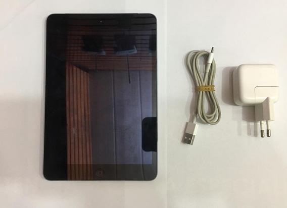 iPad 2 Mini 16gb Wi-fi + 3g A1490 Cinza Espacial