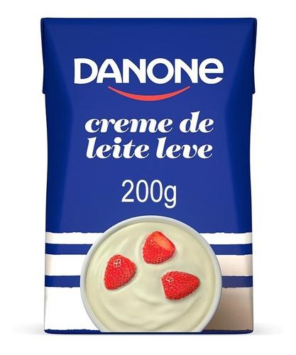 Creme De Leite Danone 200g