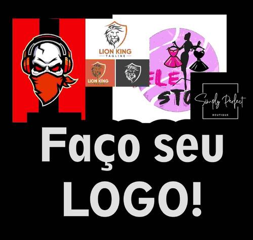 Imagem 1 de 4 de Faça Seu Logo (barato)