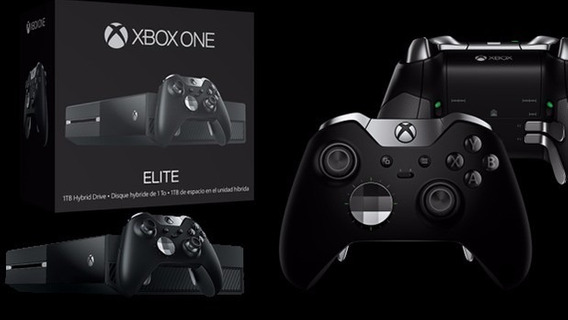 Xbox One Bundle Elite 1tb Pronta Entrega Lacrado