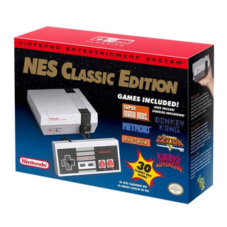 Nes Mini Nintendo Classic Edition