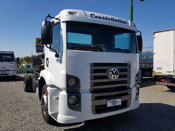Vw 15-190 2012 Constellation Chassi