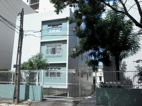 Apartamento Em Espinheiro, Recife/pe De 67m² 2 Quartos À Venda Por R$ 260.000,00 - Ap296289