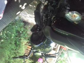 Honda Cb 150 C Negra Año 2015