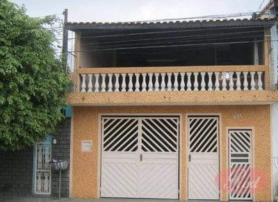Sobrado - Vila Nova Urupês - Suzano - So0298